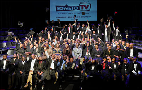 Soweto TV learnership brings hope for youth   Careers Portal