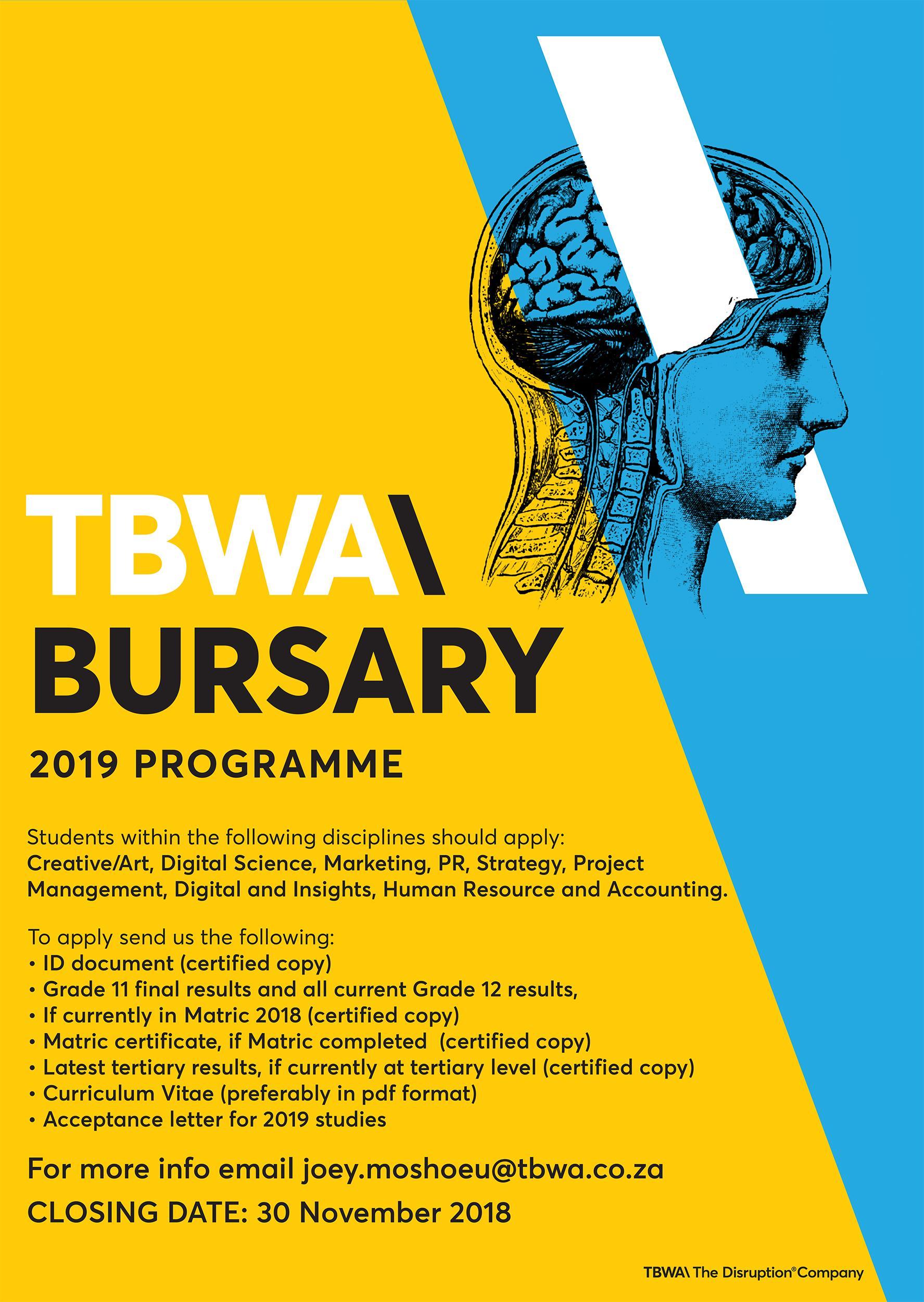 TBWABursary2019