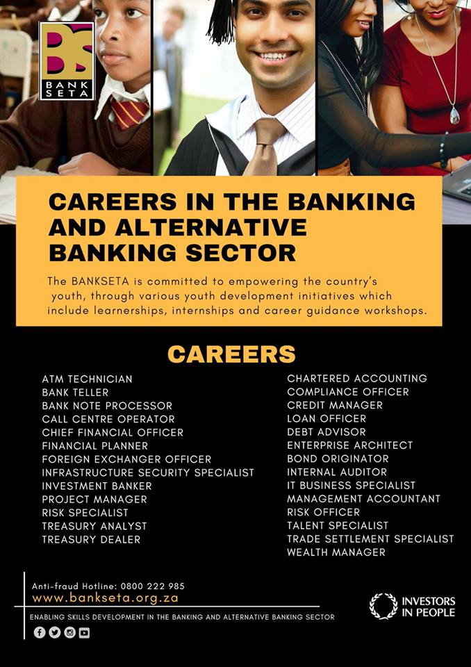 Various Bank Careers