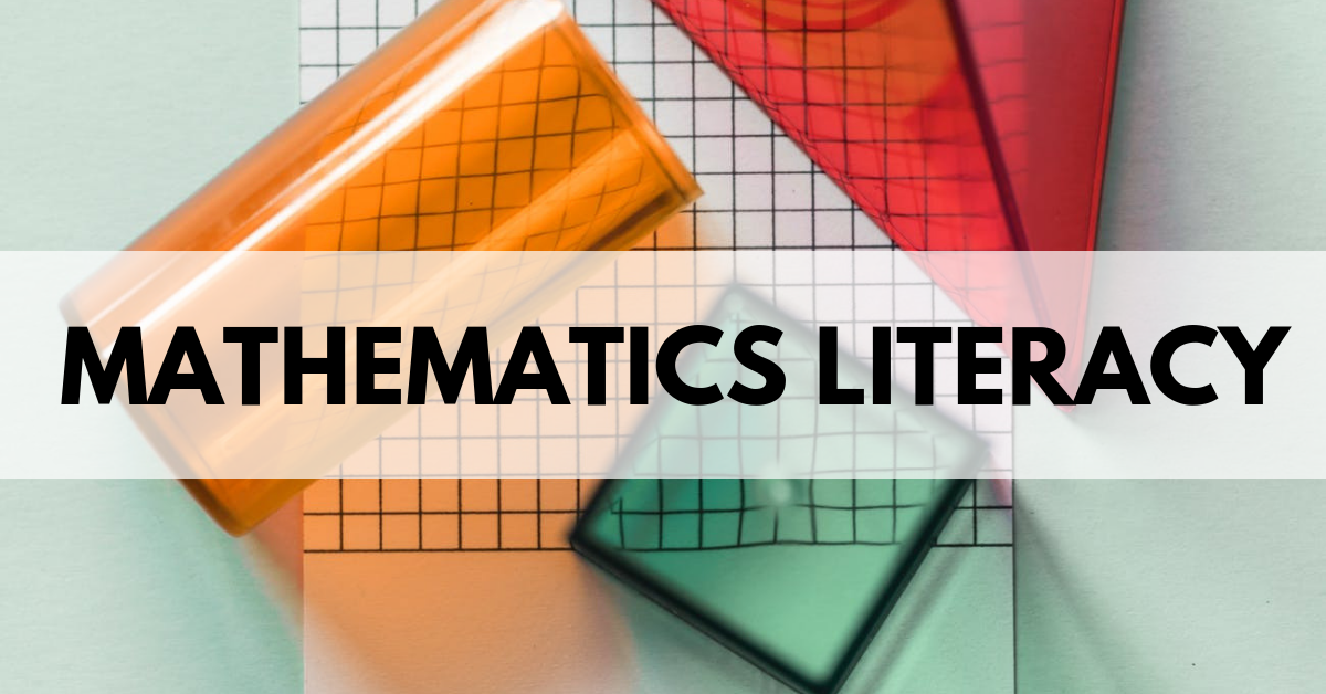Matric Past Papers: Mathematical Literacy | Careers Portal
