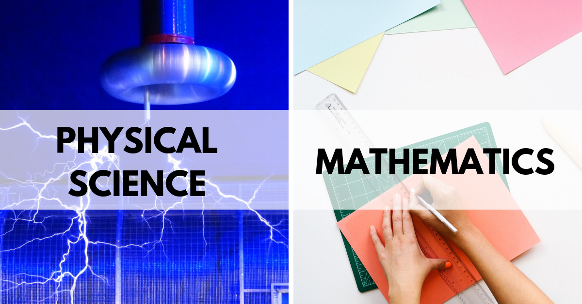 Matric Past Papers: Physical Science, Chemistry and Mathematics