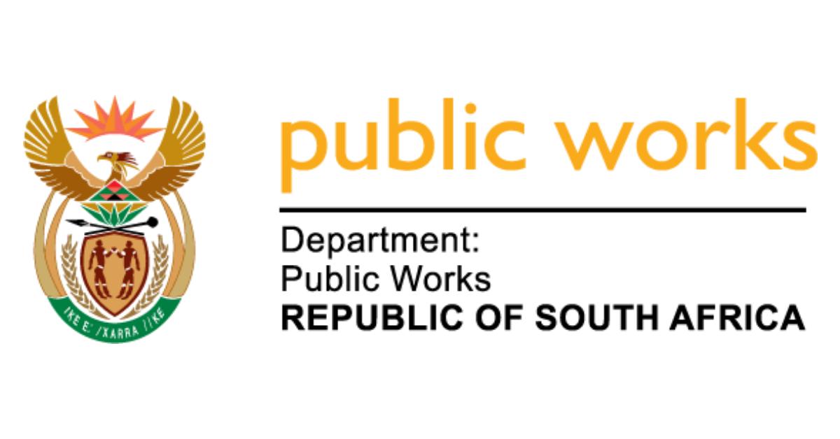 Dept public works logo