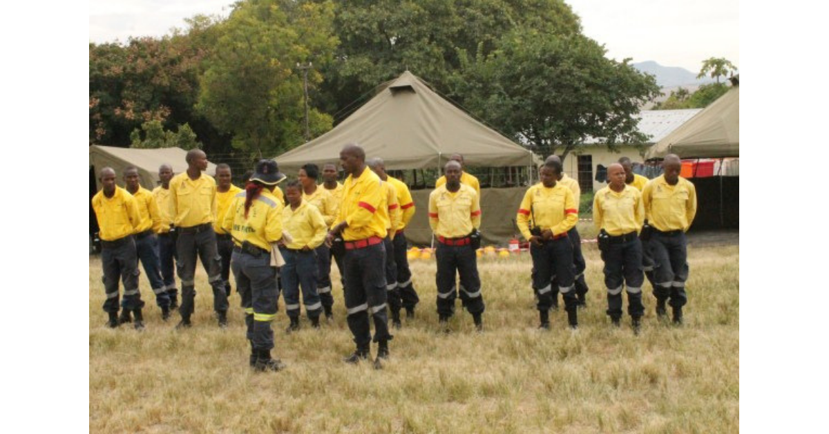 Fire Fighting Seasonal Learnership Opportunity | Careers Portal