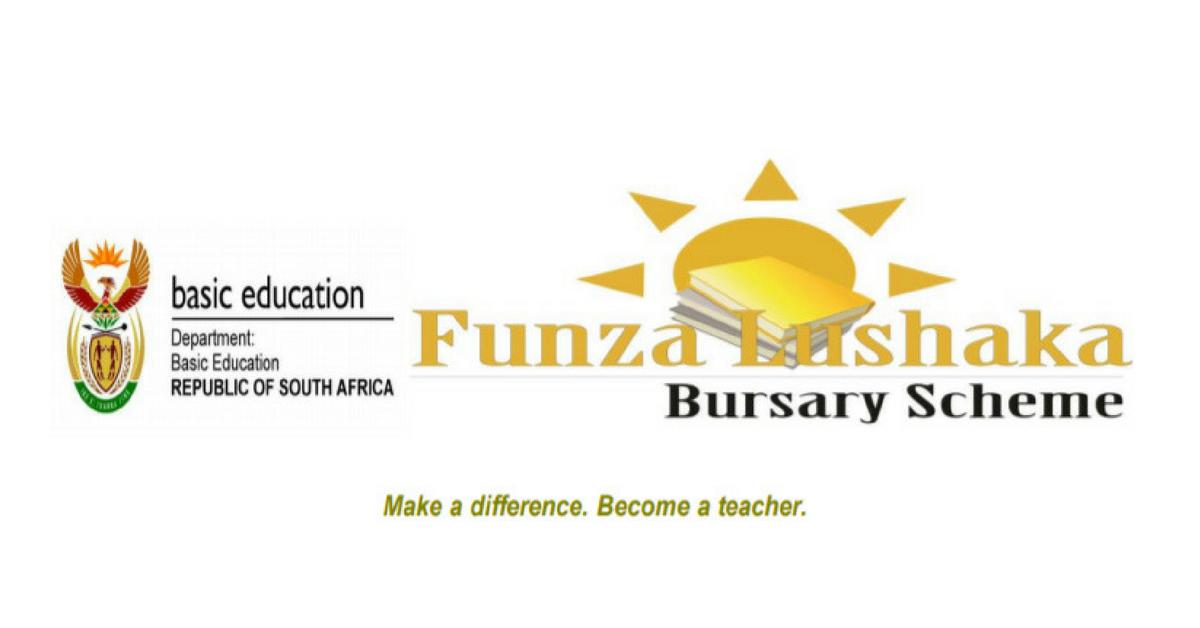 Image result for Funza Lushaka: Teaching Bursary / Scholarship Programme 2019