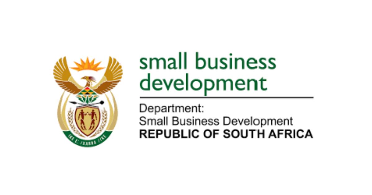Image result for Dept of Small Business Development  Internship Programmme 2019