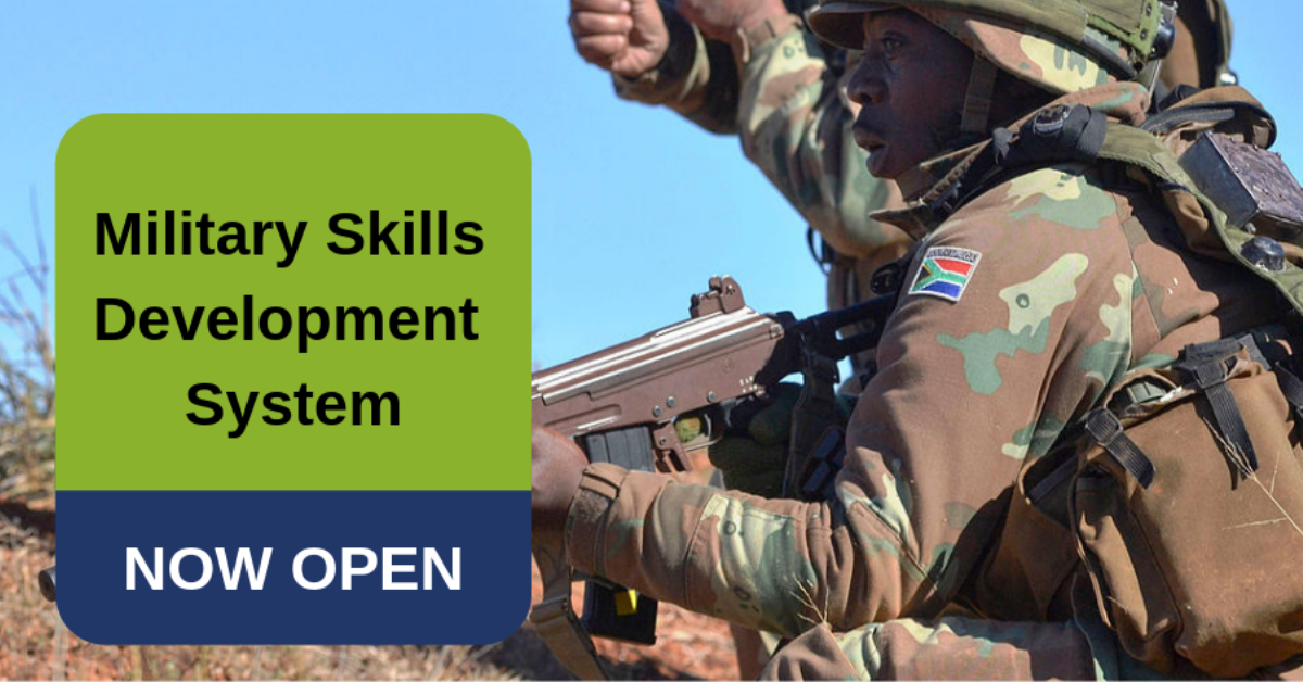 The Military Skills Development Programme and how to get