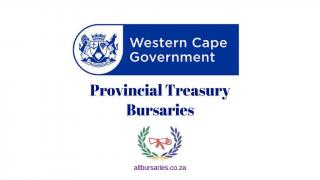 Provincial Treasury Bursary