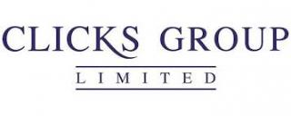 Clicks group Limited Logo