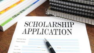 Scholarship Application logo