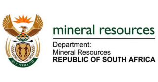 Department of Mineral Resources and Energy Logo