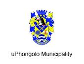 uPhongolo Local Municipality logo