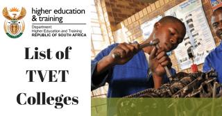 TVET Colleges