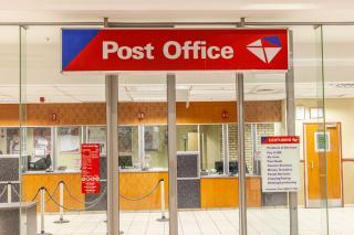 SASSA R350 Grant At Post Office