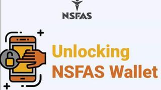 How To Unlock Your NSFAS Wallet By Cell Phone