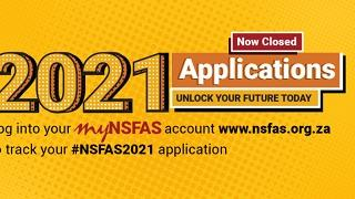NSFAS Funding Applications