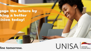 Unisa: Engage the future by making a better decision today