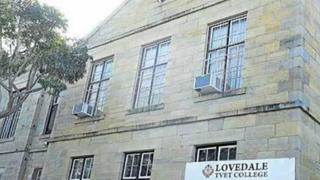 Lovedale TVET College Opens 2nd Semester Applications
