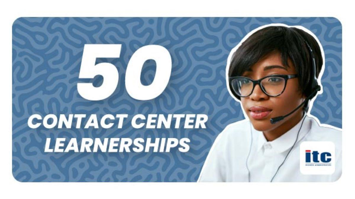 50 ITCBA Call Centre Learnerships