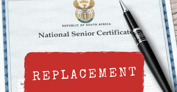How to Apply for a Replacement of Your Damaged or Lost Matric