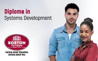 Boston - Diploma in Systems Development