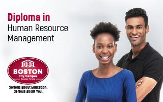 Boston - Diploma in Human Resource Management