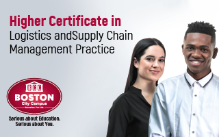 Boston - Higher Certificate in Logistics and Supply Chain Management