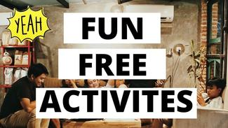 fun free activities to do near me