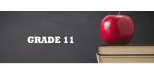 Grade 11 Advice before Matric